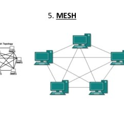 Partial Mesh Topology Diagram Trailer Plug Wire Network Topologies 29 Concept In This