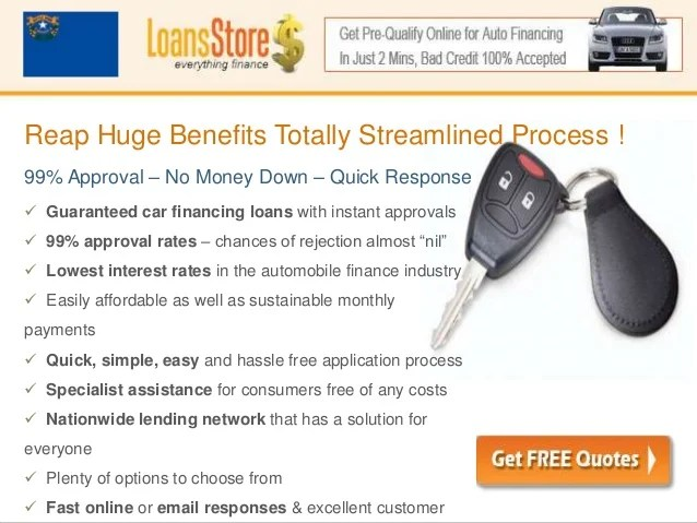 bad credit loans with guaranteed approval