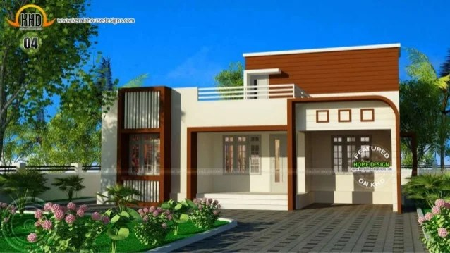 New house plans in kerala 2015
