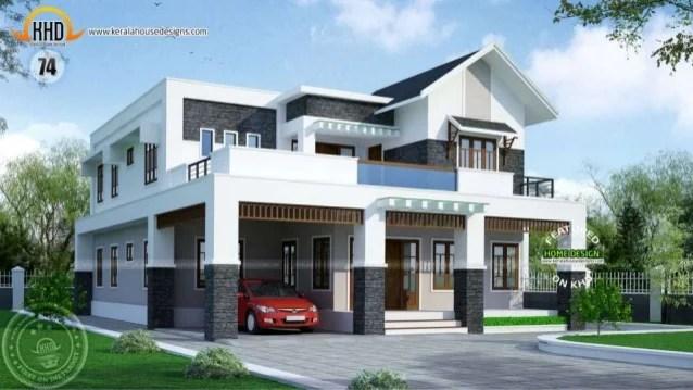 New Kerala House Plans April 2015 Ifmore