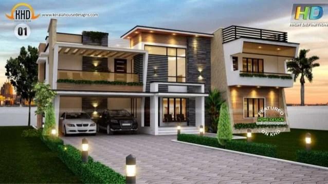 New Kerala House Plans September 2015