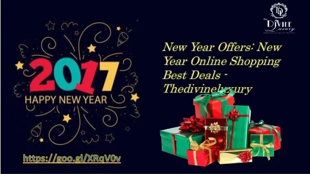 New Year Offers: New Year Gifts Online Shopping Best Deals ...