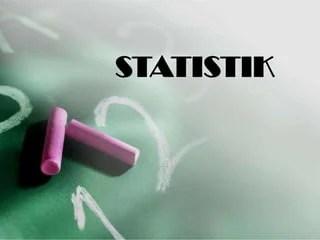 31/01/2020· berdasarkan pengertian statistika menurut para ahli tersebut diatas, statistika merupakan cabang ilmu matematika terapan yang terdiri dari teori dan metoda mengenai bagaimana cara mengumpulkan, mengukur, mengklasifikasi, menghitung, menjelaskan, mensintesis, menganalisis, dan menafsirkan data yang diperoleh secara sistematis. Ngajar Statistik