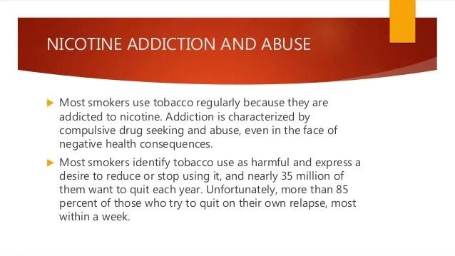 Nicorette Gum Harmful