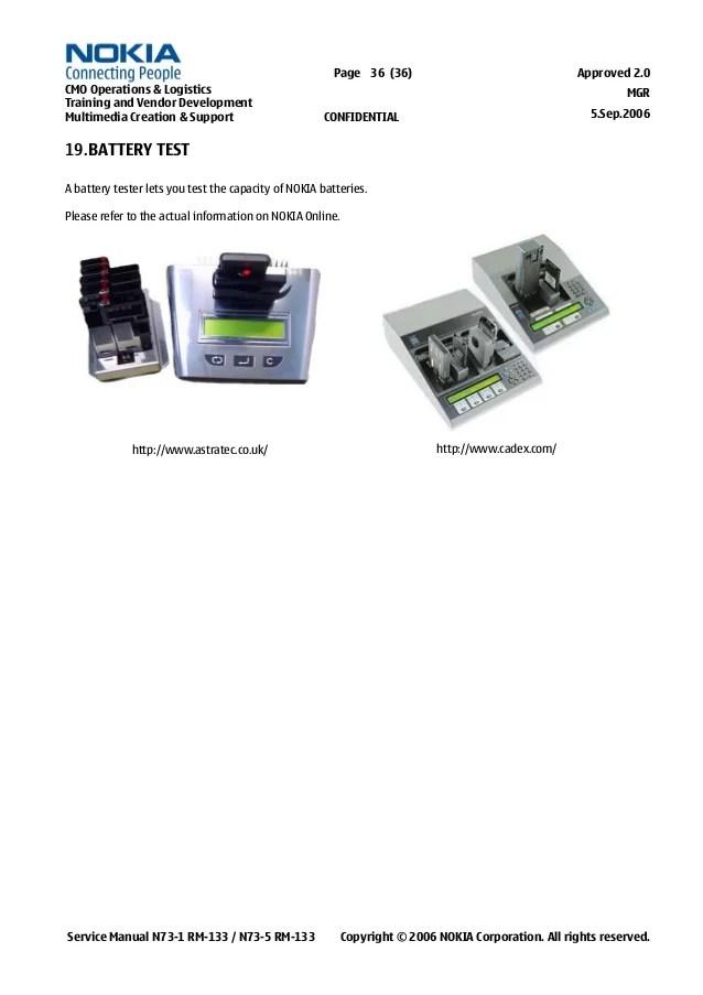 nokia 6230 service manual