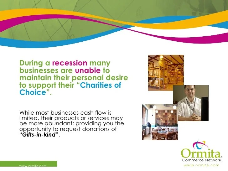 Non Profit Organization Presentation