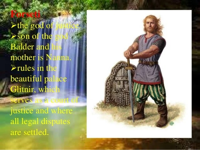 Norse or Germanic mythology
