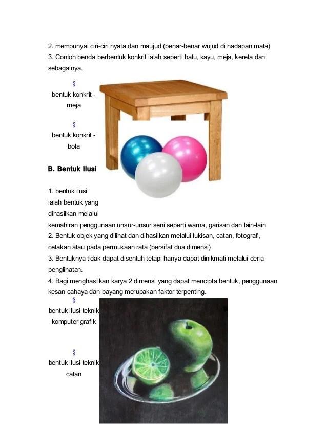 Contoh Benda Yang Berbentuk Bola : contoh, benda, berbentuk, Contoh, Benda, Berbentuk
