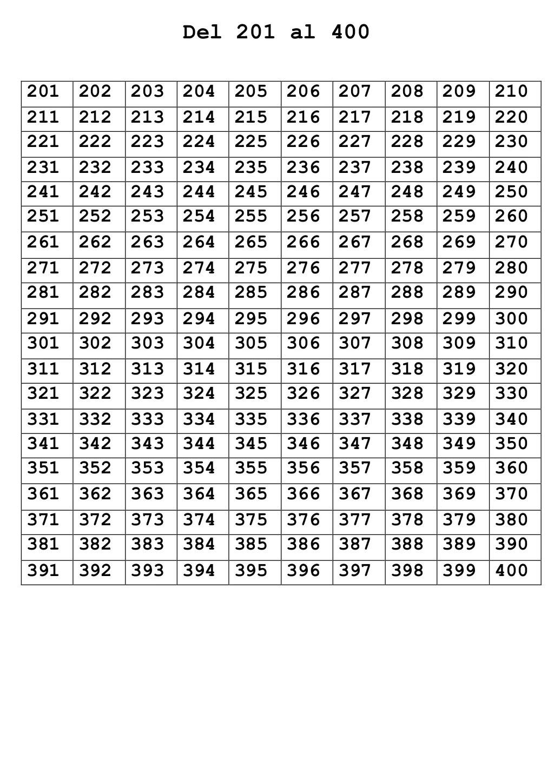 Numeros Para Sorteo De 1 A 300 Vale Presente Compra Facil