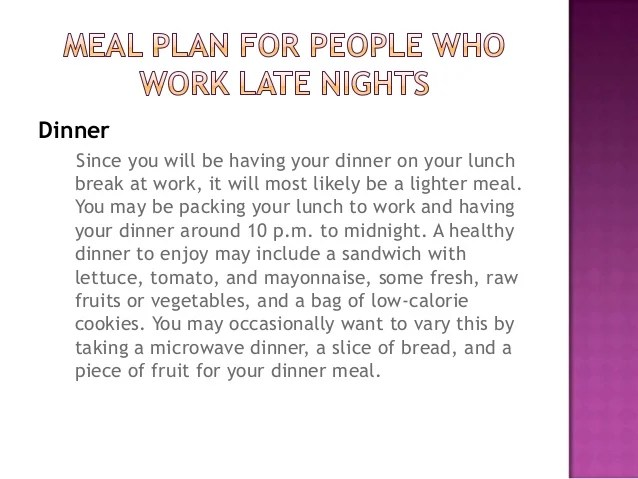 Eating the right food combinations to lose weight image 1
