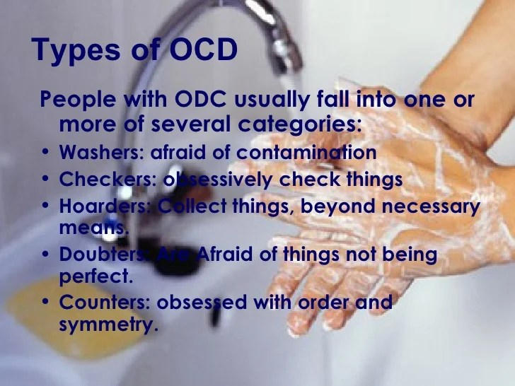 Ocd Meaning In Text