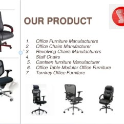 Revolving Chair In Vadodara Papasan Metal Frame Office Suppliers