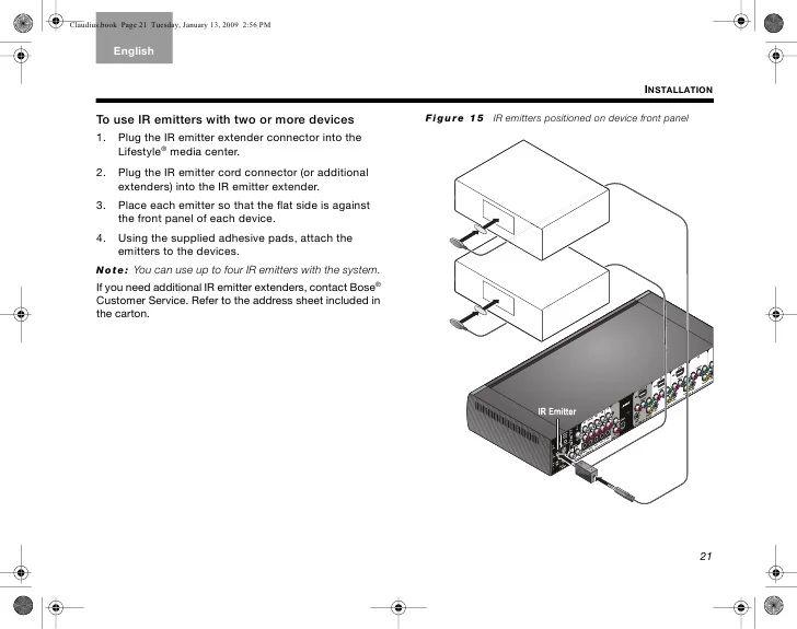 bose 25 acoustimass wiring diagram