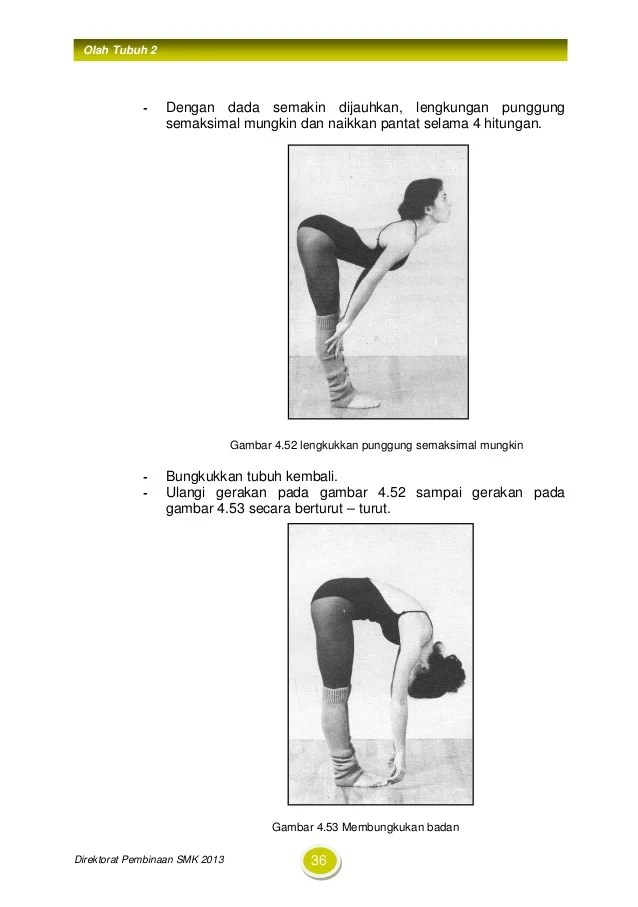Gerakan Membungkukkan Badan Bertujuan Melemaskan Otot : gerakan, membungkukkan, badan, bertujuan, melemaskan, Tubuh