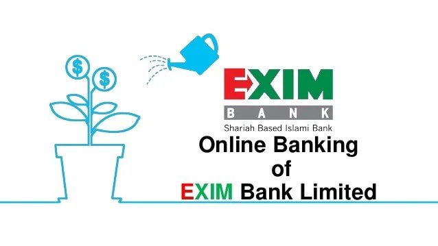 Online Banking Of Exim Bank