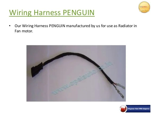 Automobile Wiring Harness Manufacturers In Pune