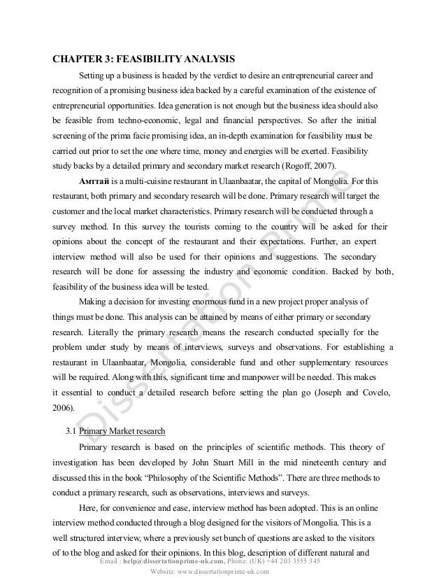 Feasibility Study 6 Essay Essay Help