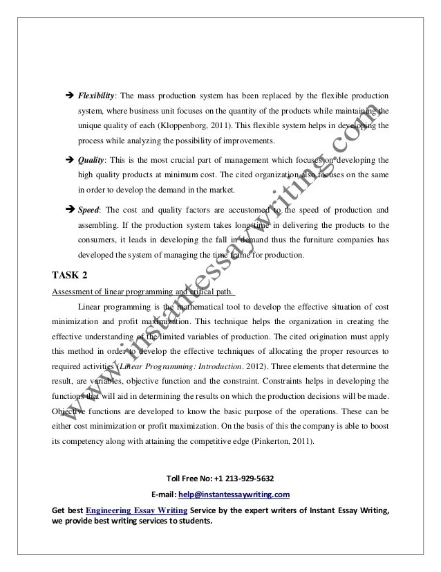 Operations Management Research Paper Example Instant Essay Writer Sample On Operation Management In Business By Essay On Global Warming In English also Expository Essay Thesis Statement Examples  Company Report Template