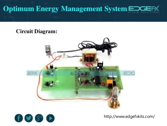 Circuit Diagram Of Infrared Switching