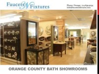 Orange County Bathroom Remodel Showroom