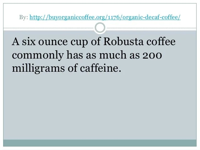 Image Result For How Much Caffeine In An Ounce Cup Of Coffeea