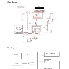 How To Read A Wiring Diagram Symbols Standard Flat 7 Pin Trailer Prepaid Energy Meter Circuit – Readingrat.net