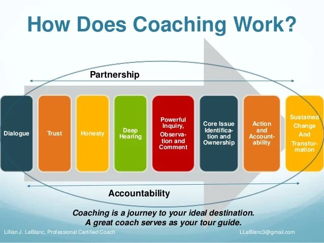 Overview of Professional Coaching