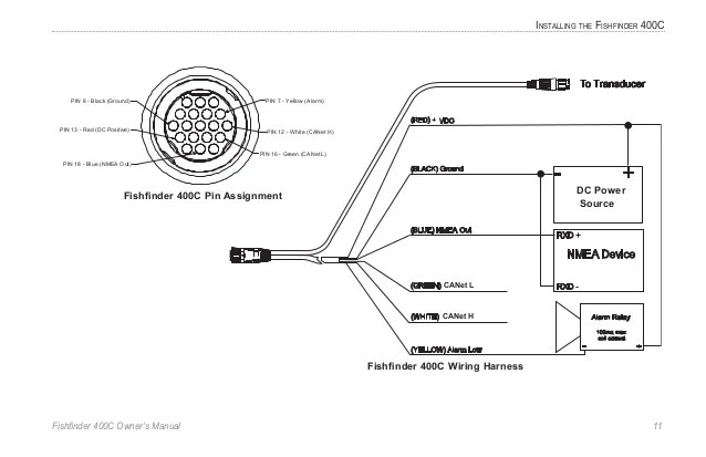 Wiring Diagram For Fish Finder   Wiring Diagram on
