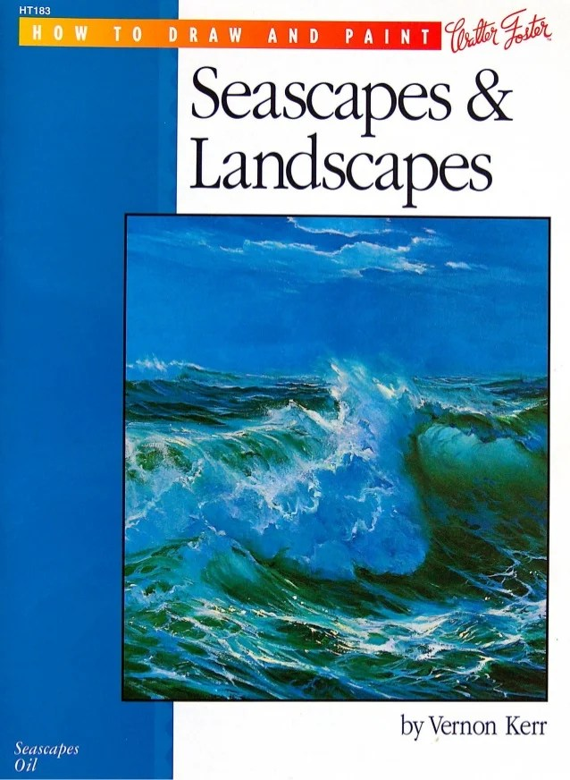 Painting how to draw and paint seascapes  landscapes