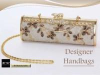 Panache india designer handbags designer clutches designer ...
