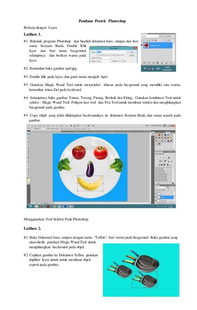 Cara Menyeleksi Gambar Di Corel : menyeleksi, gambar, corel, Panduan, Pratek, Photosho1, Final