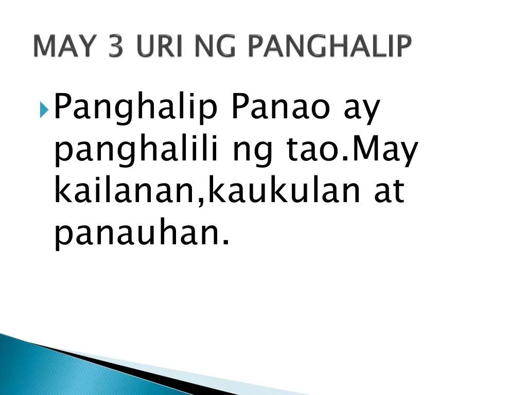 Panghalip