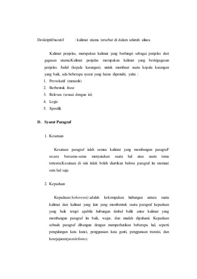 Paragraf Yang Ide Pokoknya Terletak Diawal Paragraf Disebut : paragraf, pokoknya, terletak, diawal, disebut, Paragraf, Bahasa, Indonesia