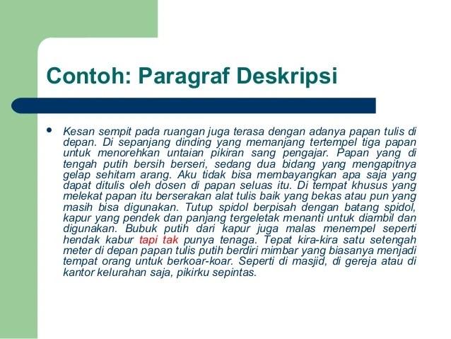 Contoh Deskripsi Wisata Dalam Bahasa Inggris Contoh 0208