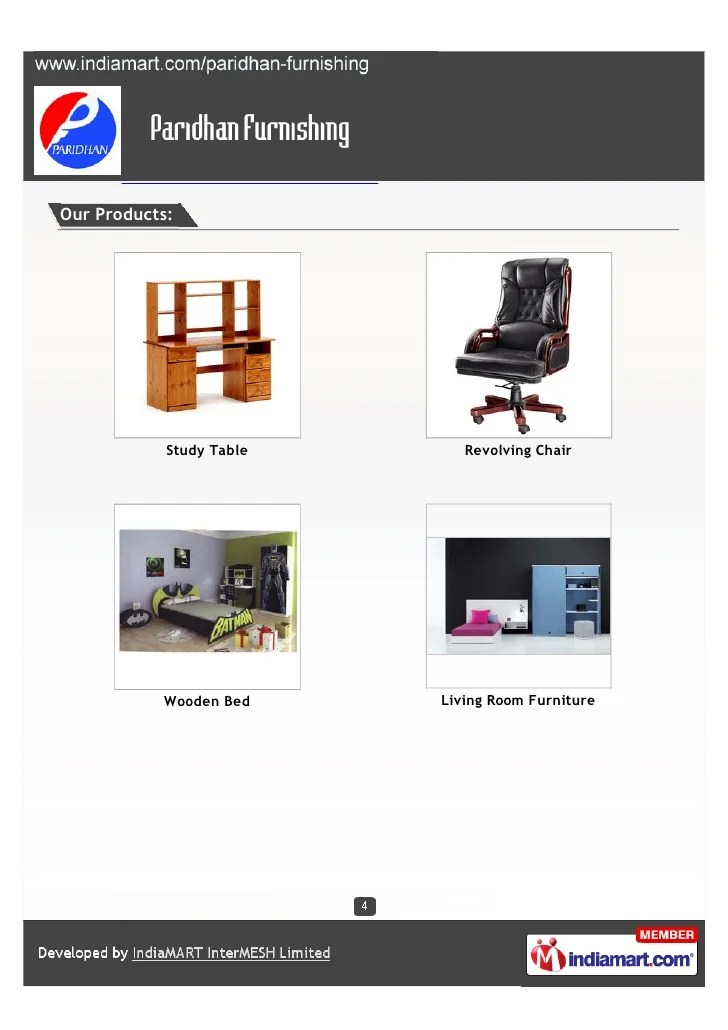 revolving chair in surat sport brella recliner instructions paridhan furnishing decorative sofa 4 our products study table