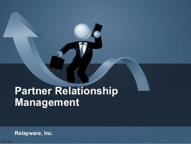 partnership relationship management