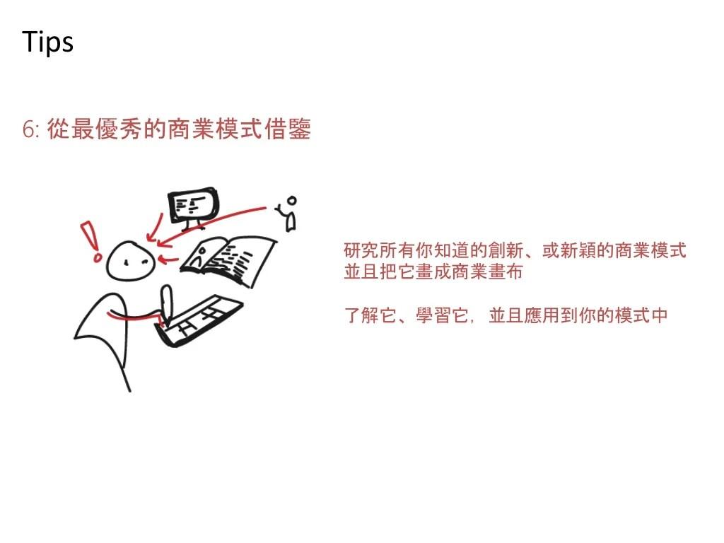 獲利世代中文簡報 Business model generation