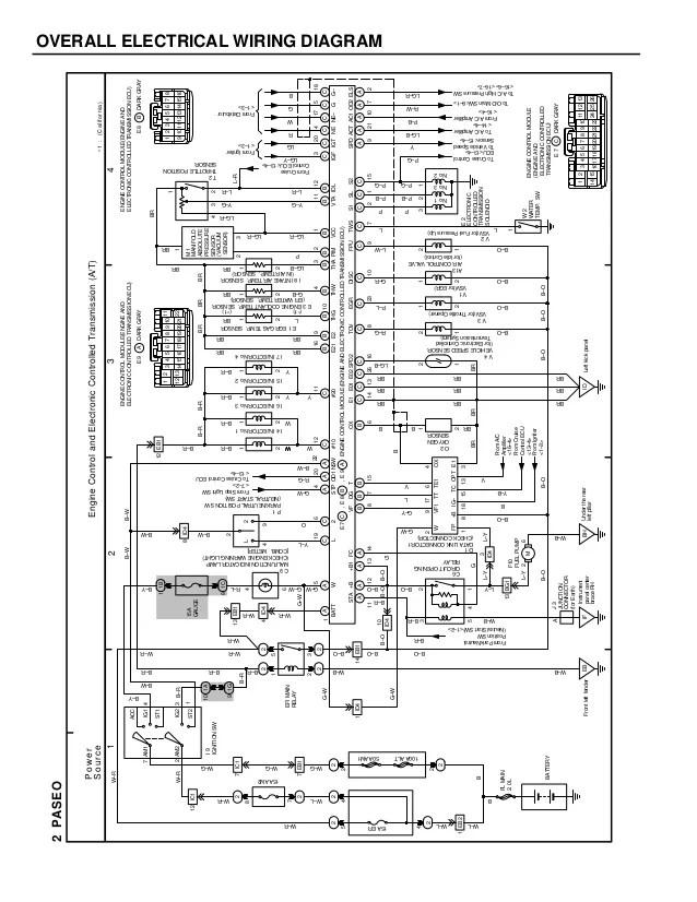 1992 toyota paseo radio wiring diagram wiring diagram rh auto technik schaefer de