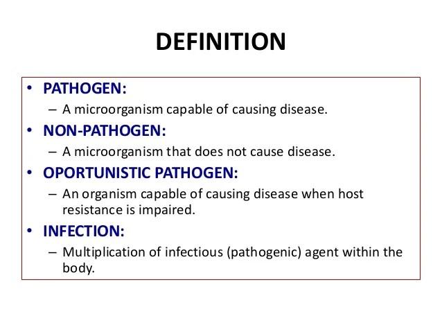 Pathogenesis i bacterial virulence factors