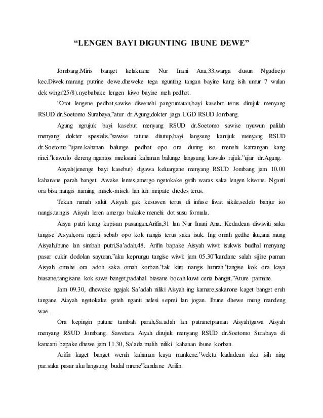 Pawarta Jawa