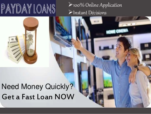 Payday Loans No Need To Worry About Your Financial Crisis