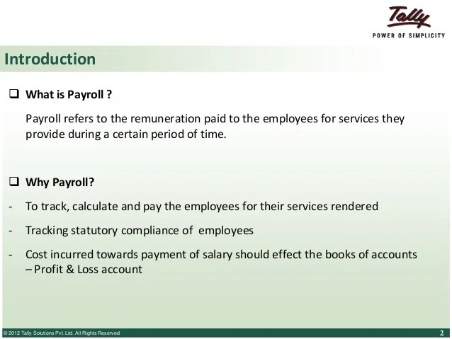 What Is Payroll  Understanding Payroll Management