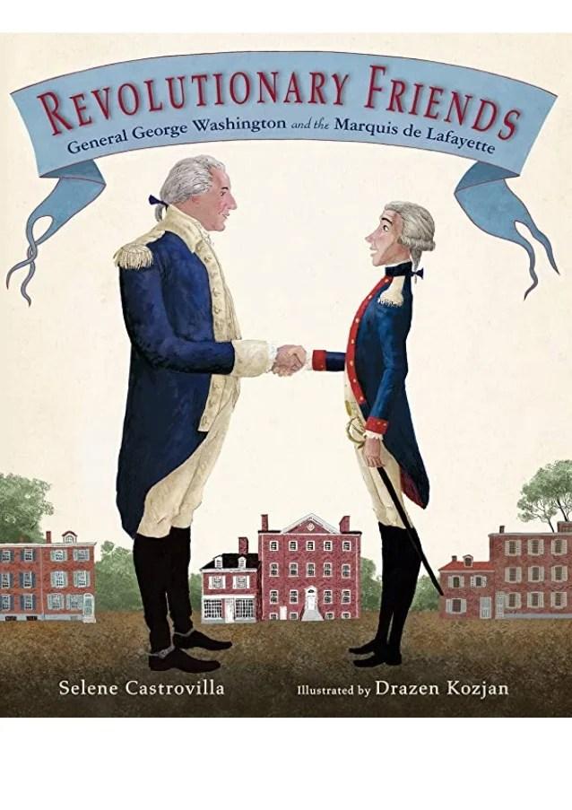 Georges Washington De La Fayette : georges, washington, fayette, EBOOK, BARLEYCORN, (Annotated)