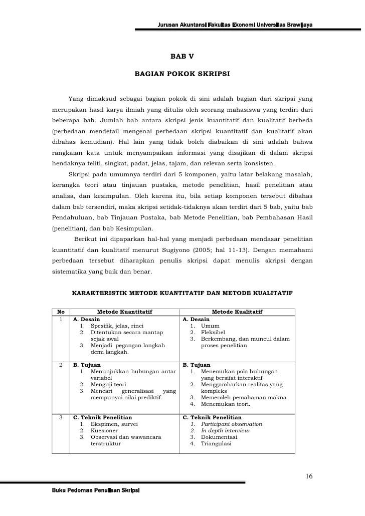 Contoh Jurnal Skripsi Sistem Informasi Akuntansi Contoh Cuitan