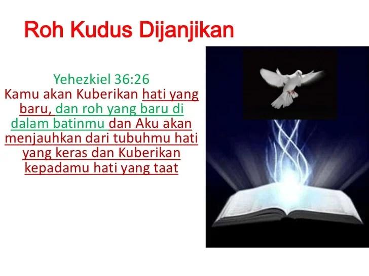 Pelaj 8 roh kudus