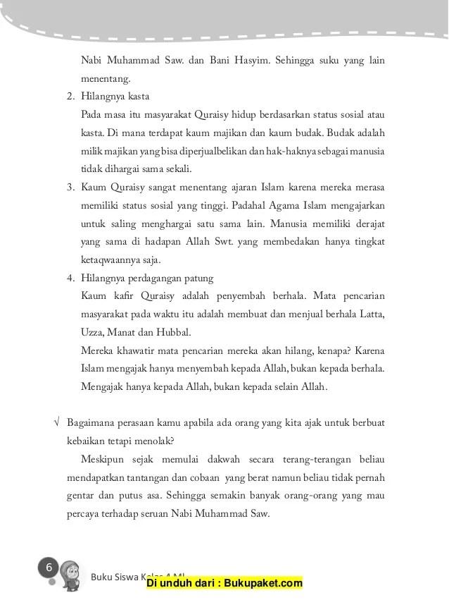 Dakwah Nabi Muhammad Secara Terang Terangan : dakwah, muhammad, secara, terang, terangan, Pelajaran, Dakwah, Muhammad