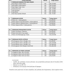 Harga Ongkos Pasang Baja Ringan Penawaran Pemasangan Dan Gypsum 0813 1558 8229
