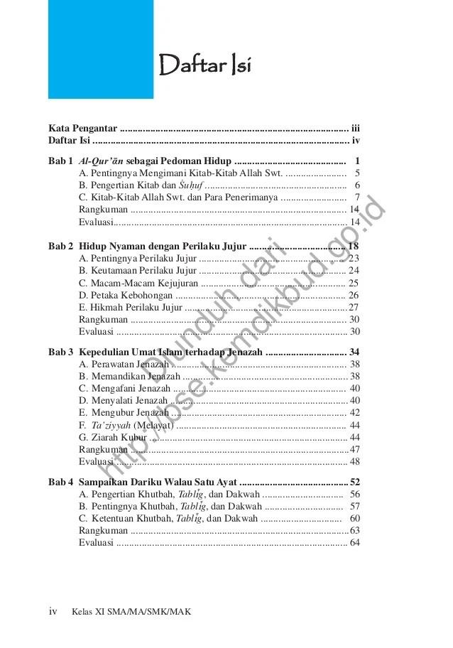 Materi Agama Kelas 11 Semester 2 : materi, agama, kelas, semester, Kunci, Jawaban, Pendidikan, Agama, Islam, Kelas, Kumpulan