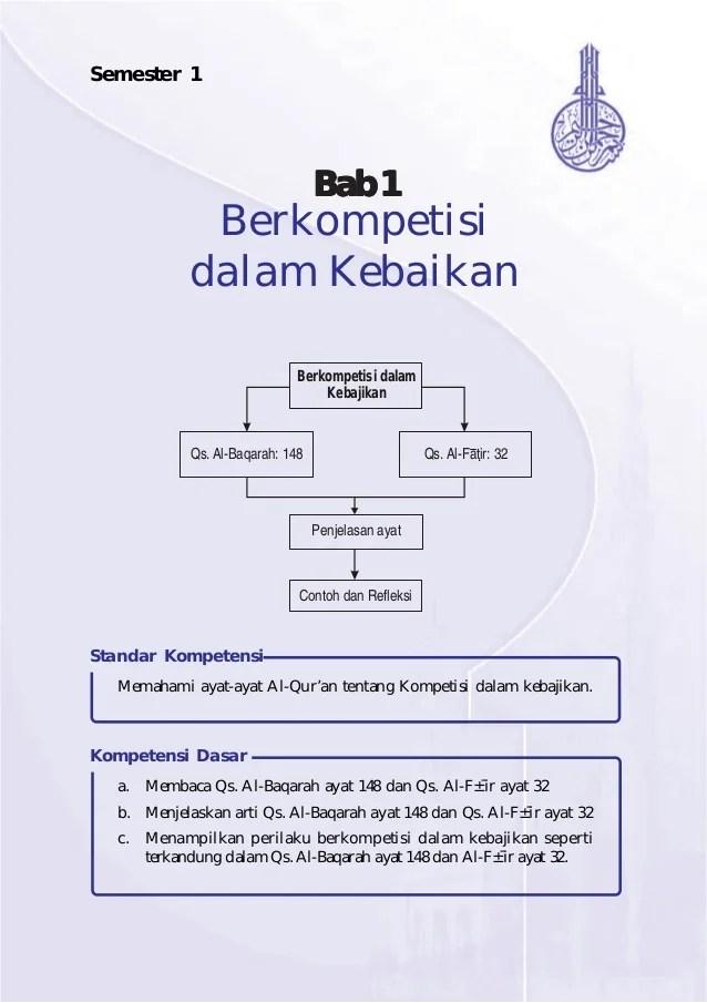 Contoh Kompetisi Dalam Kebaikan : contoh, kompetisi, dalam, kebaikan, Pendidikan, Agama, Islam
