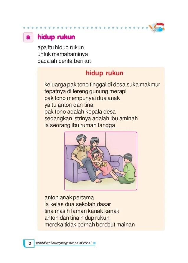 Manfaat Hidup Rukun Dalam Keluarga : manfaat, hidup, rukun, dalam, keluarga, Pendidikan, Kewarganegaraan